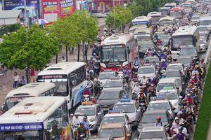 Hà Nội sẽ không thu phí xe máy vào nội đô