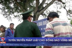 Tuyên truyền pháp luật cho đồng bào vùng biên Lào Cai