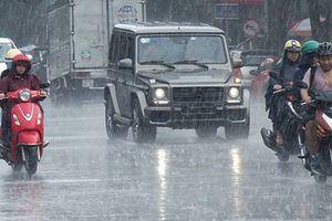 Dự báo thời tiết ngày 9/11: Ảnh hưởng không khí lạnh các tỉnh từ Nghệ An đến Quảng Ngãi có mưa to