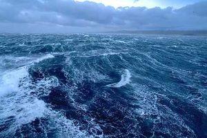 Phía Tây đảo Greenland, động đất mạnh 6,8 độ ở ngoài khơi
