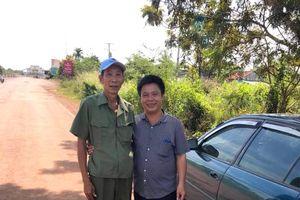Sau 25 được người thân thờ cúng, người đàn ông bất ngờ được phát hiện lưu lạc ở Campuchia