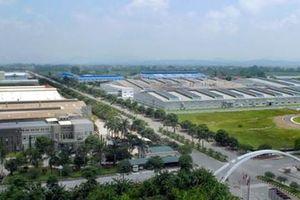 KCN Thăng Long-Vĩnh Phúc khánh thành: Thu hút ngành công nghiệp không gây ô nhiễm