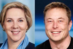 Tesla bổ nhiệm nữ Chủ tịch thay Elon Musk