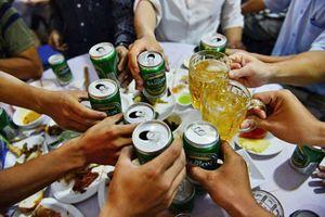 Sử dụng rượu, bia là nguyên nhân gián tiếp của ít nhất 200 loại bệnh tật