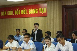 Hiến kế phát triển phong trào 'Sinh viên 5 tốt'
