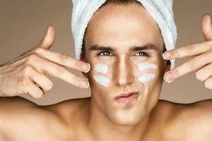 Nam giới cần làm gì để chăm sóc da mặt?