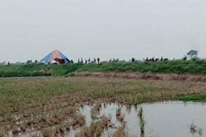 Phát hiện thi thể cháy xém bên bờ sông, nghi là cô gái bị mất tích