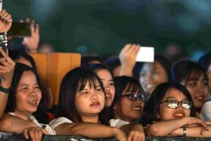 Giới trẻ Hà Nội háo hức đón chờ giải đua F1
