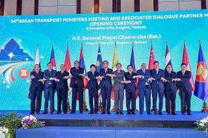 Bộ trưởng Nguyễn Văn Thể tham dự Hội nghị Bộ trưởng GTVT ASEAN lần thứ 24 (ATM24)