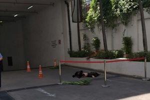 Tòa chung cư - thương mại ở TP HCM có 3 vụ nhẩy lầu tự tử