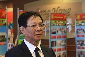 Cựu Trung tướng Phan Văn Vĩnh bất ngờ ngã sưng trán trong bệnh viện