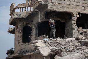 Thoát khỏi bóng ma khủng bố IS, Mosul vẫn hoang tàn
