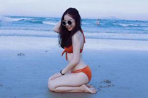 Bạn gái hot girl của Quang Hải ngày càng sexy