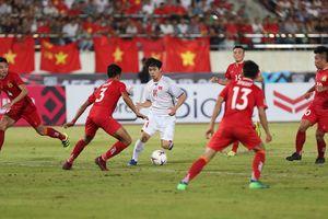 Công Phượng xuất sắc nhất trận Việt Nam 3-0 Lào: Chiến thắng là động lực tinh thần cho cả đội