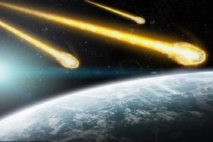 Ba thiên thạch khổng lồ sượt qua Trái Đất vào cuối tuần