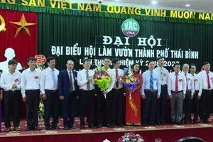HLV TP. Thái Bình: Phát triển kinh tế VAC theo hướng hàng hóa