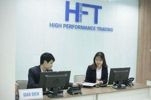 HFT dự kiến mở room cho khối ngoại lên 100%
