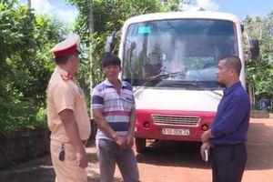 Gia Lai kiên quyết không lưu hành xe cũ nát đưa đón học sinh