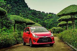Toyota Wigo 'qua mặt' Hyundai Grand i10 bán chạy nhất phần khúc xe giá rẻ
