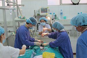 Chia sẻ kinh nghiệm phẫu thuật, gây mê hồi sức