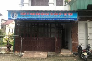 Tỉnh Hà Tĩnh chỉ đạo kiểm tra vụ 'lộn xộn' đấu giá đất ở xã Thạch Bằng