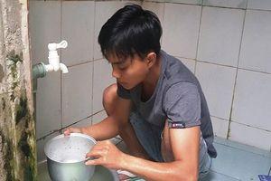 Truy trách nhiệm tổ chức, cá nhân liên quan việc thiếu nước
