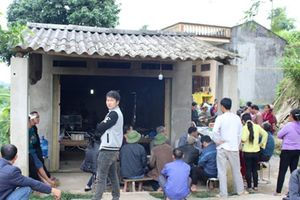 Nghi phạm giết vợ tại Hà Giang đã ra đầu thú