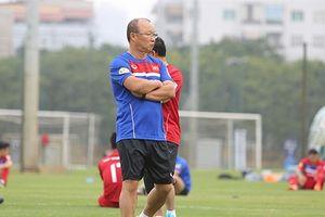 Những nỗi lo của tuyển Việt Nam sau trận thắng Lào