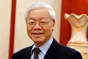Tổng Bí thư, Chủ tịch nước Nguyễn Phú Trọng gửi điện mừng tới Tổng thống Angola
