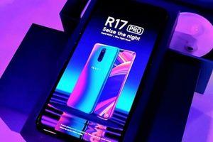 Hé lộ Oppo R17 Pro chiếc điện thoại có 3 camera và Super VOOC sắp về VN
