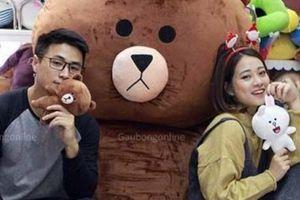 Mách bạn cách tặng gấu bông khiến bạn gái bất ngờ