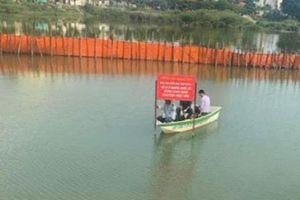 Quảng Ninh: Mở rộng công nghệ khử ô nhiễm ở hồ điều hòa ở Hạ Long