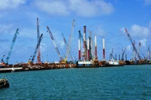 Kiến nghị nhận chìm 15 triệu m3 vật chất khi nạo vét cảng Dung Quất
