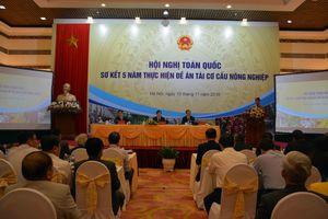 Xây dựng nền nông nghiệp Việt Nam thông minh và thích ứng với biến đổi khí hậu