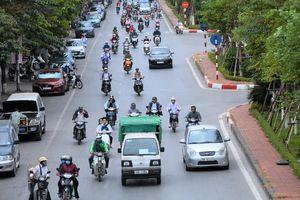 Nghiên cứu thu phí phương tiện vào nội đô Hà Nội