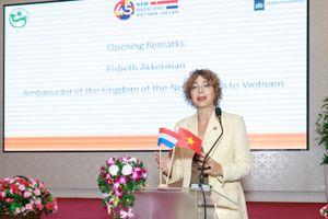 Hợp tác phát triển bền vững vùng Đồng bằng sông Cửu Long