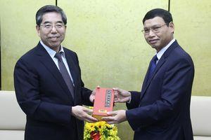 Tăng cường quảng bá môi trường đầu tư của Đà Nẵng đến các doanh nghiệp Trung Quốc
