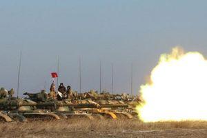 Choáng ngợp 'gia đình' xe tăng Type 59 kiểu mới của Trung Quốc