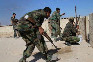 Quân đội Syria chặn đứng khủng bố IS vào làng Tal al-Melh