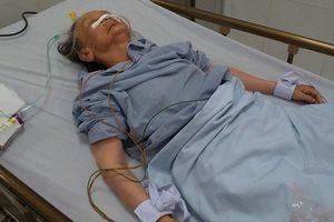 Tìm người thân bệnh nhân nữ 90 tuổi, nhà ở phố Bùi Thị Xuân