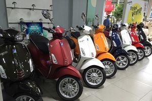Lý giải nguyên nhân xe máy Piaggio mất khách tại Việt Nam