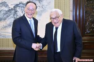 Trung Quốc kêu gọi thúc đẩy quan hệ song phương với Mỹ