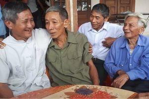 'Liệt sĩ' trở về quê nhà sau 39 năm báo tử