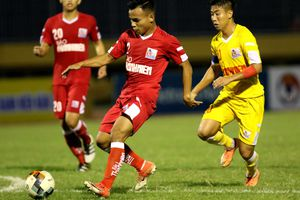 Viettel 1-0 SLNA: Nhen nhóm hy vọng