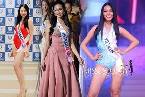 Hình ảnh ấn tượng của Thùy Tiên tại Miss International 2018
