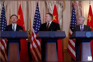 Mỹ ép Trung Quốc ngừng quân sự hóa ở biển Đông