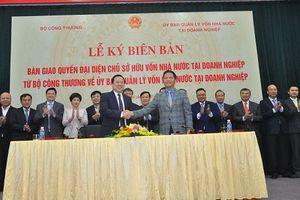 6 Tập đoàn, Tổng công ty lớn được bàn giao về Ủy ban Quản lý vốn nhà nước