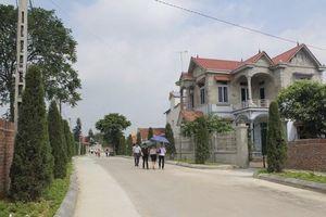Xã Đắc Sơn, thị xã Phổ Yên tiến tới xây dựng xã nông thôn mới kiểu mẫu