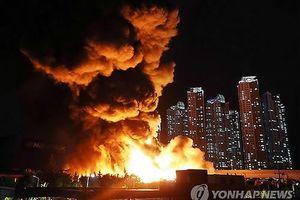 Xác nhận 2 người Việt thiệt mạng trong vụ nổ nhà máy ở Hàn Quốc