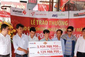 Xổ số Vietlott: Tiết lộ địa điểm phát hành tấm vé trúng thưởng hơn 5,2 tỷ đồng